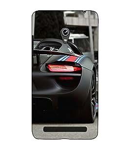 Fuson Designer Back Case Cover for Asus Zenfone 6 A600CG (A Luxurious Car Designer )