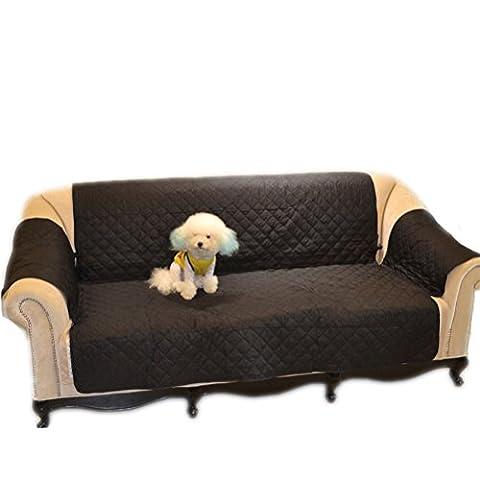 UEETEK Protège canapé imperméable canapé à l'eau couverture pour animaux