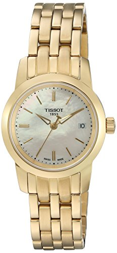 TISSOT Damenuhr Classic Dream T0332103311100
