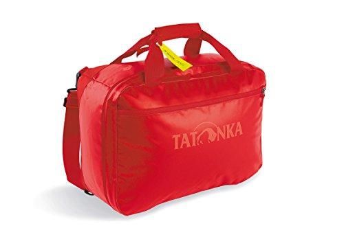 Tatonka Reisetasche Flight Barrel, red, 50 x 36 x 20 cm, 35 Liter