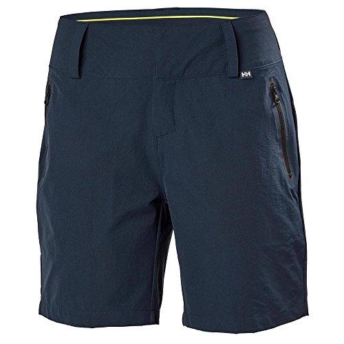 Helly Hansen Damen W Crewline Shorts, Blau (Azul 597), No Aplicable (Herstellergröße: 34) -