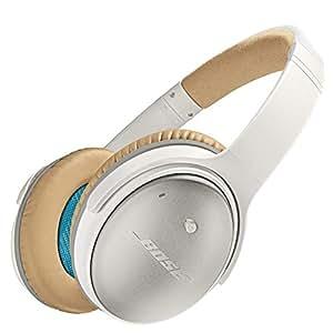 Bose QuietComfort 25 Acoustic Noise Cancelling Kopfhörer (geeignet für Apple-Geräte) weiß
