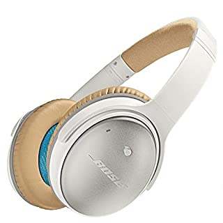 Bose QuietComfort 25 Acoustic Noise Cancelling Kopfhörer (geeignet für Apple-Geräte) weiß (B00M1NEUA0) | Amazon price tracker / tracking, Amazon price history charts, Amazon price watches, Amazon price drop alerts