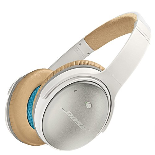 Bose® QuietComfort® 25 Acoustic Noise Cancelling® per dispositivi Apple, Bianco