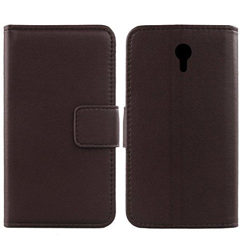 Gukas Design Echt Leder Tasche Für Lenovo ZUK Z1 5.5