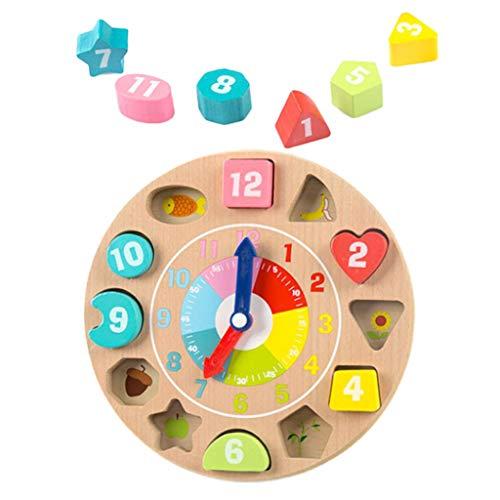 YJSMXYD Reloj De Pared Juguete Reloj Educativo De