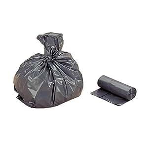 Sac poubelle gris 150L- Paquet de 25