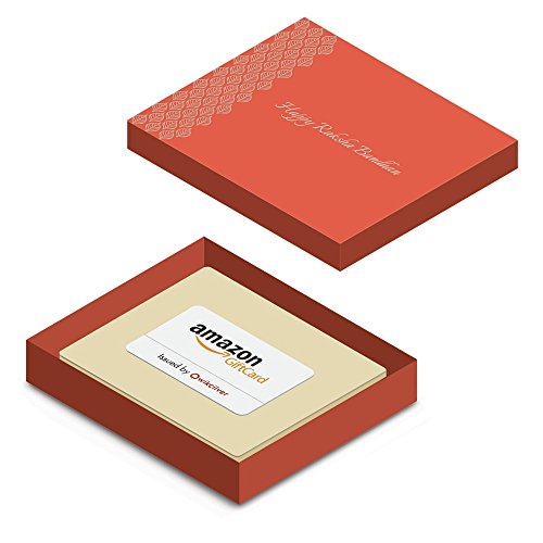 Amazon.in Gift Card - Raksha Bandhan - Rakhi Gift Box - Rs.1000