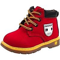 Heligen Kinderschuhe Schneestiefel für Mädchen Jungen Mode Stiefel Weichen Boden der Baby Mädchen 21-30 Stiefel Herbst Winter Kind Schuh Stiefel
