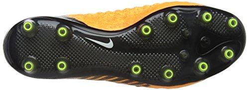NIKE Men s Magista Obra II AG-Pro Football Boots   Laser Orange Black Volt-White   9 UK 44 EU