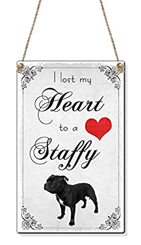 Lost My Heart To A Staffy Staffordshire Bull Terrier (