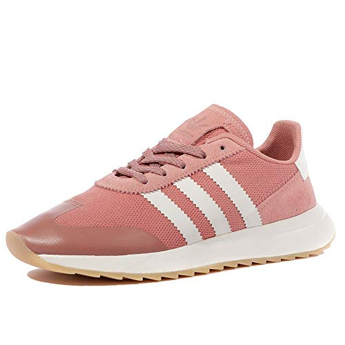 adidas Damen FLB Sneaker Schwarz, 37 1/3 EU