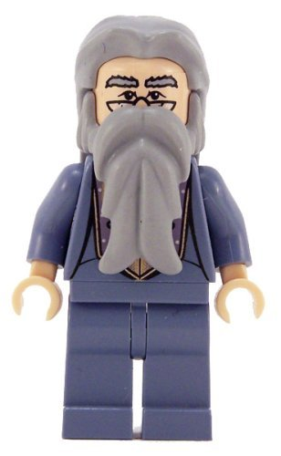 "Lego Dumbledore 2"" Figure from Goblet of Fire Series by Unknown"