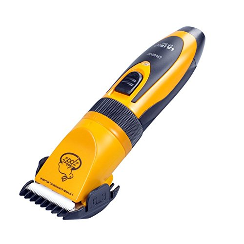 PetsUp® Imported High Quality Electric Rechargeable Professional Pet Hair Trimmer Grooming Clipper Shears 35w  available at amazon for Rs.2999