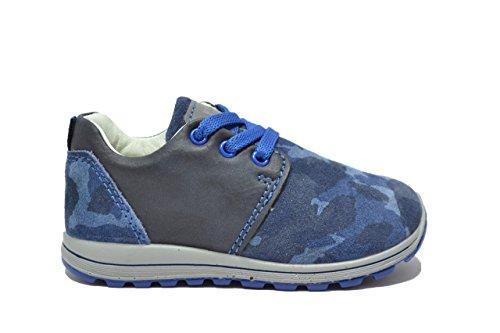 Primigi TRENDY sneakers notte militare scarpe bambino 65285 26