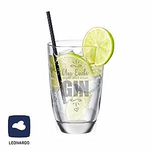 Leonardo GIN-Glas