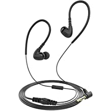 Aukey EP-C7 - Auriculares In-ear, negro