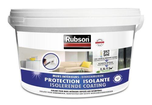 Rubson-1800291-Protection-isolante-murs-interieurs-seau-plastique-2-5-L-Blanc