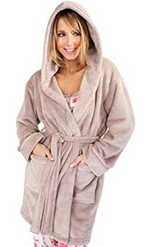Very Bazaar - Robe de chambre - Femme Taupe
