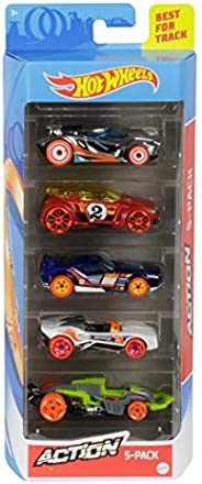 Hot wheels 5 car gift pack (Color & Design May V