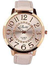 Daliuing - Reloj de Pulsera Grande para Mujer, Reloj de Pulsera, diseño Grande,