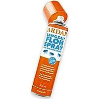 ARDAP Langzeit Flohspray 400ml für die Umgebung - Bis zu 6 Monate Schutz zur gezielten Bekämpfung von Flöhen, Zecken, Milben & Läusen