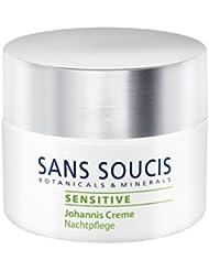 Sensitive Johannis Creme Nachtpflege, 50 ml