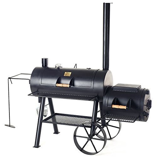 Rumo Joes Barbeque Smoker 16 Zoll Reverse Flow JS-33951