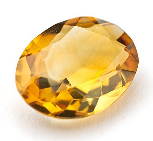Shri Vinayak And Sons Original Authentic Certified Natural Citrine (Sunela) Gemstone (5.47)
