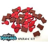 Champions de Midgard - Pions Ressources - Upgrade kit