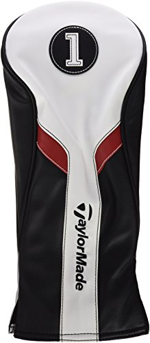 taylormade-driver-headcover-black-white-red-taglia-unica