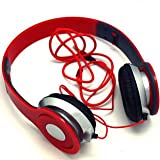 Lambent Mega Bass Over Ear Headphone for All Smartphones/iOS Devices - Assorted Colors