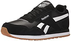 Reebok Classic Harman Run Sneaker Us-Black/White/Gum 7 D(M) US