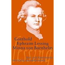 Minna von Barnhelm, oder Das Soldatenglück: Ein Lustspiel in fünf Aufzügen (Suhrkamp BasisBibliothek)