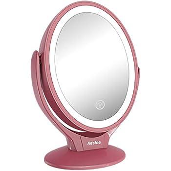 Fmg White Led Mirror 10x Magnification Style 1081 Amazon