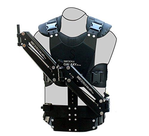 shootvilla Galaxy Pro Dual Arm-Weste Steadycam