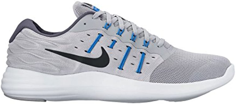 Nike Lunarstelos   wolf grey/black soar dark grey