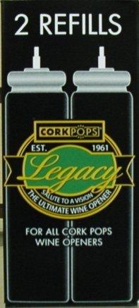 Cork Pops Lot de 2 recharges -