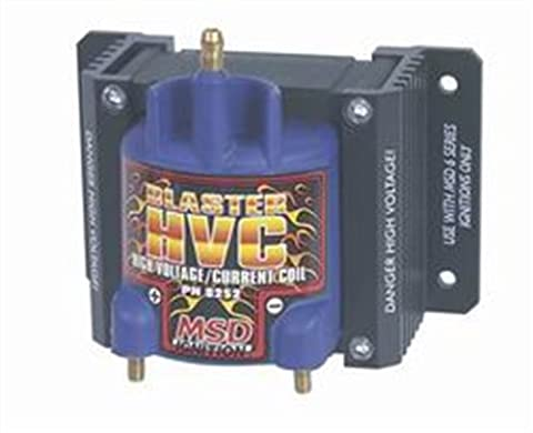 MSD Ignition Blaster HVC Bobine, Blaster series PN: