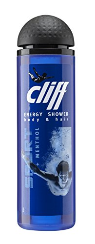 Cliff Shower Gel Energy Sport Duschgel, 6er Pack (6 x 250 ml)