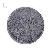 Bankaa New Warm Padded Pet Pad Plush Home Round Carpet