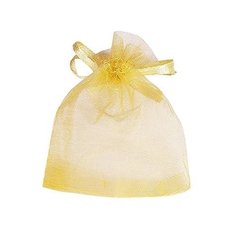 Imixcity® 50PCS Sac Cadeau Transparent (