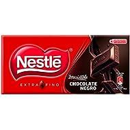 Nestlé Extrafino - Tableta de Chocolate Negro, 125 g