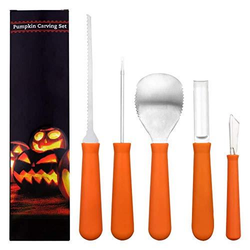 Carving Pumpkins Muster - Sägen Scraper Kürbis-Schnitzen Tool Kit Heavy