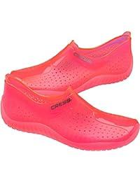 Cressi Water Shoes Zapatillas acuáticos, Adultos Unisex, Fucsia Fluo, ...