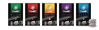 Dualit ESE Coffee Pods : Variety Pack : 70 Pods by Dualit
