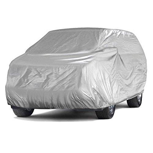 NOVSIGHT L Autoplane Vollgarage SUV Autoabdeckung Schmutzabweisend Autogarage Staubdicht UV-Schutz Cover Für Auto Outside & Inside (505x150x145cm)