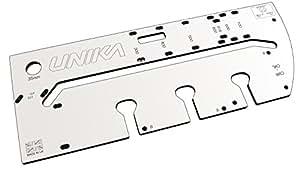 Unika multi-surfaces Plan de travail Jig–Argent