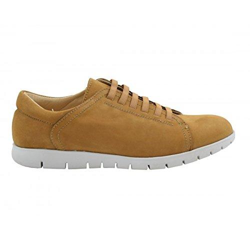 Benavente , Chaussures de ville à lacets pour homme Camel