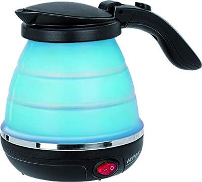 MPM mcz-73/N Bouilloire d'eau touristique,0.5l, 750W,bleu